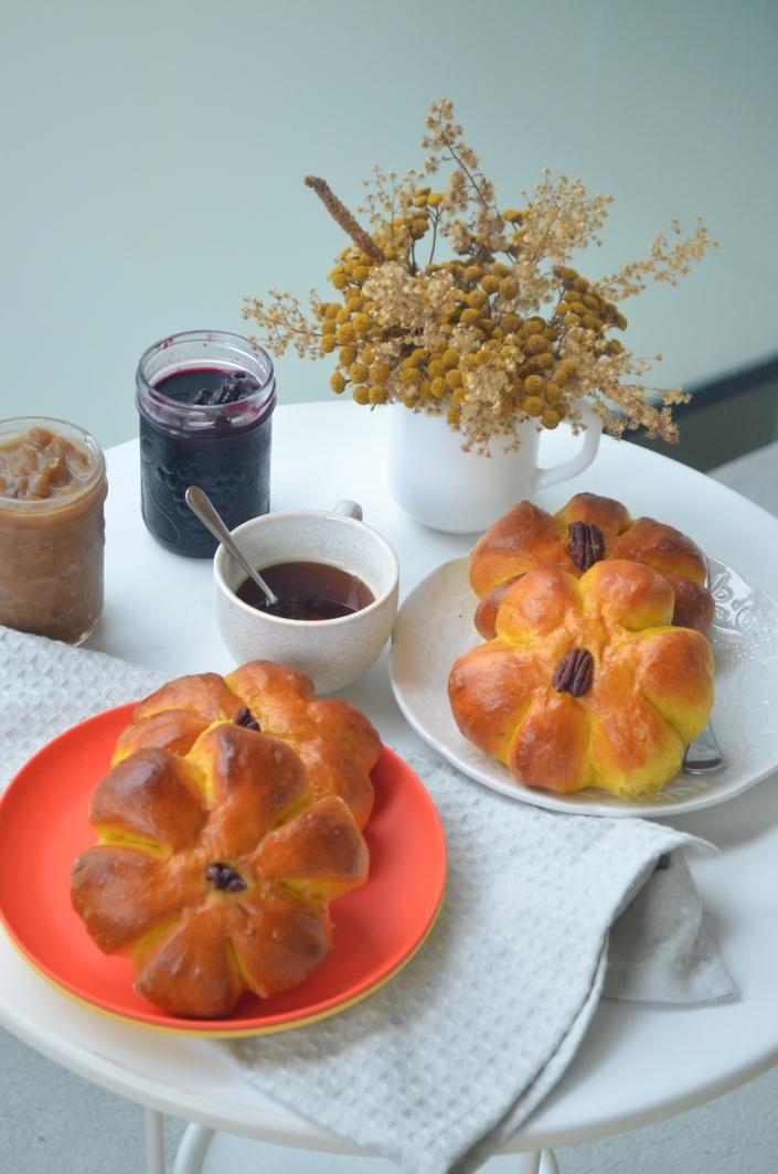 SMSmall Batch Pumpkin Bread by SweetNSpicyLiving