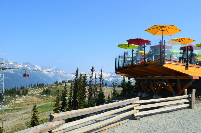 Whistler Patio Dining