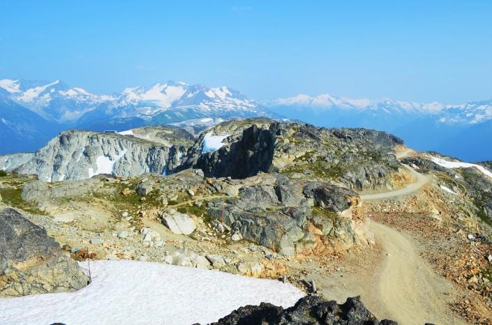 Whistler Peak Hiking