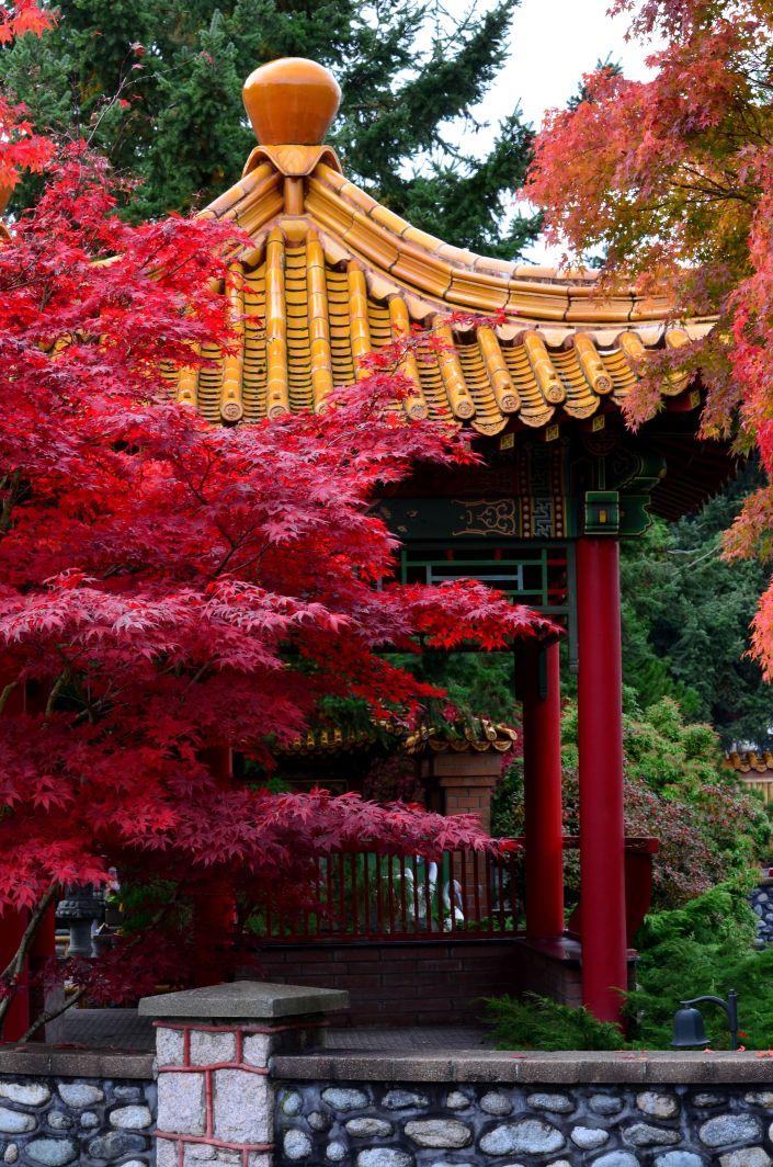 Chinese Temple Richmond BC