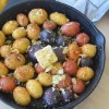 Garlic Roasted Baby Potato