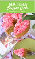 Matcha Chiffon Cake 3