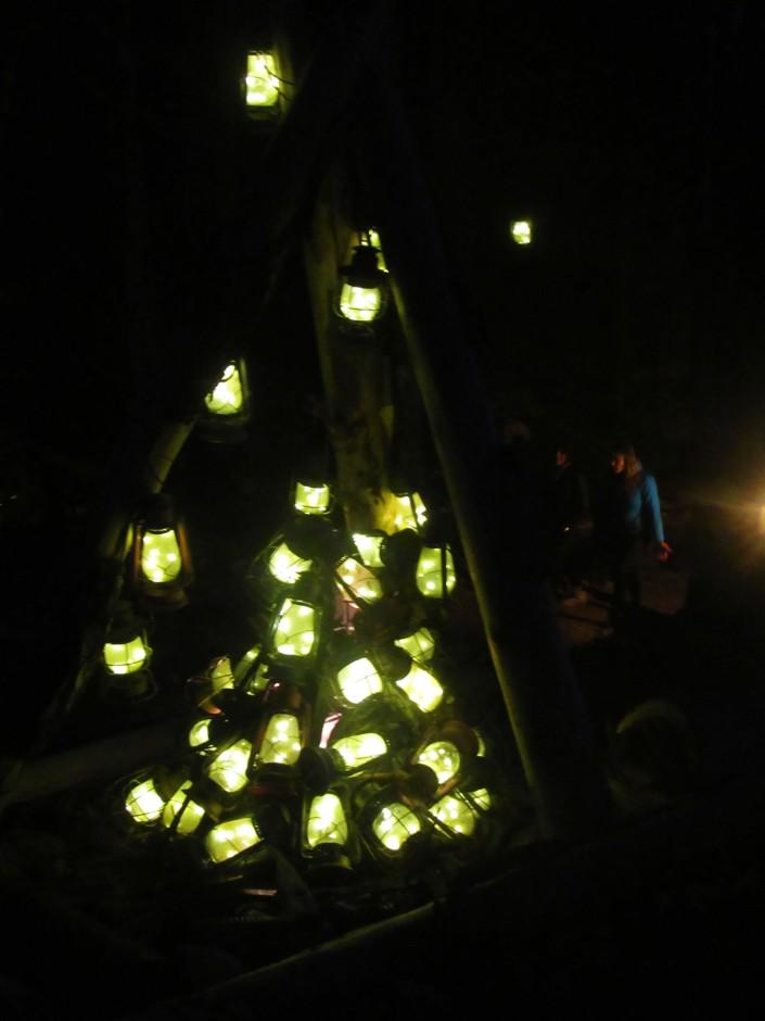 Nightwalk at Vallea Lumina