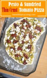 Pesto Pizza 2