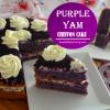Purple Yam ChiffonCake