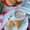 Small Batch 4 Cheese Potato Pie By SweetnSpicyLiving