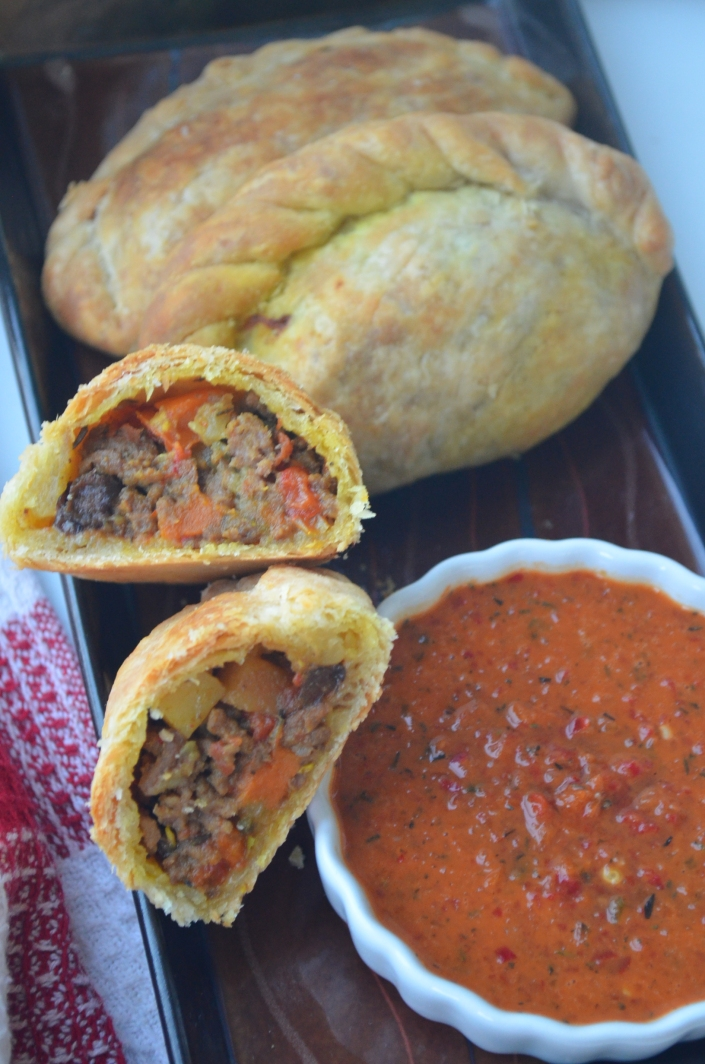 Small Batch Beef Empanada By SweetNSpicyLiving