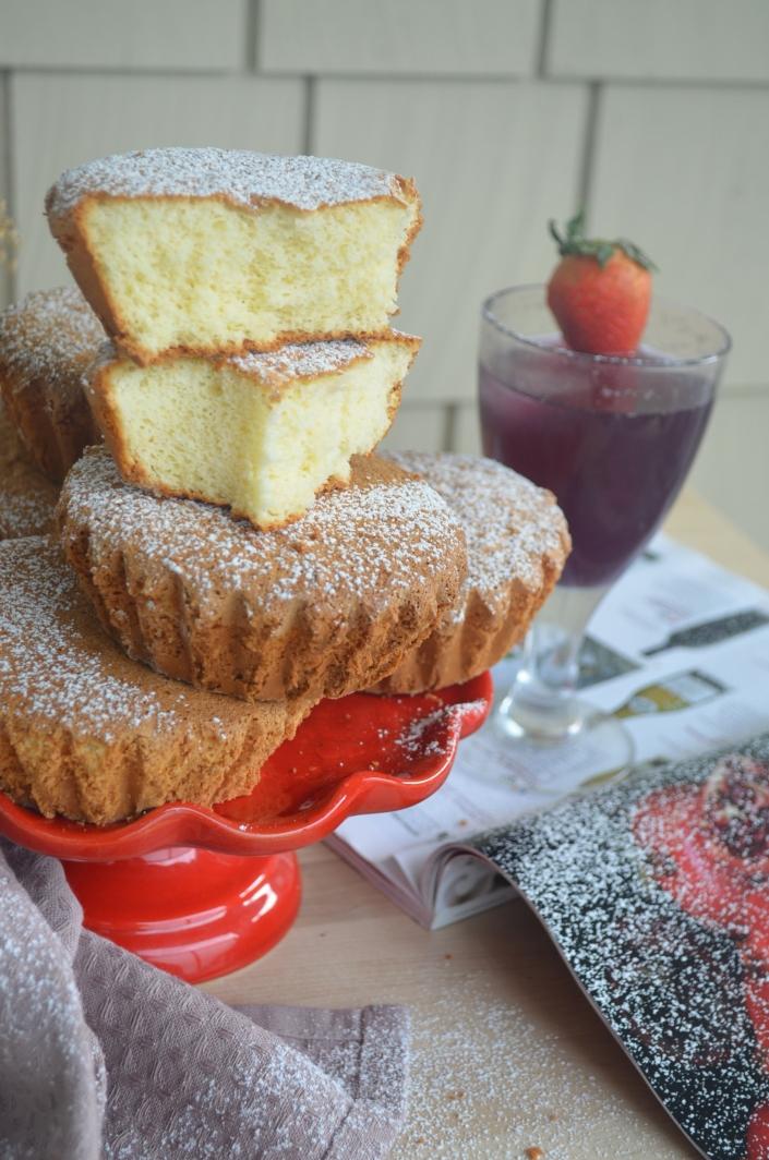 Small Batch Filipino Sponge Cake