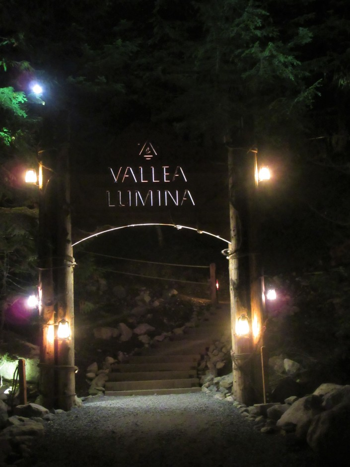 Vallea Lumina Entrance