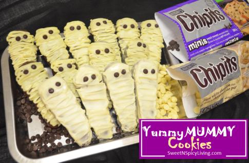 Yummy Mummy Cookies