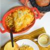 Butternut Squash SpaghettiCasserole