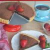 Chocolate Brownie Tart2
