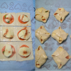 Margherita Puff Pastry BitesCollage