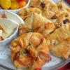 Small Batch Margherita Puff PastryBites