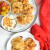 Small Batch Mini Margherita Puff PastryBites