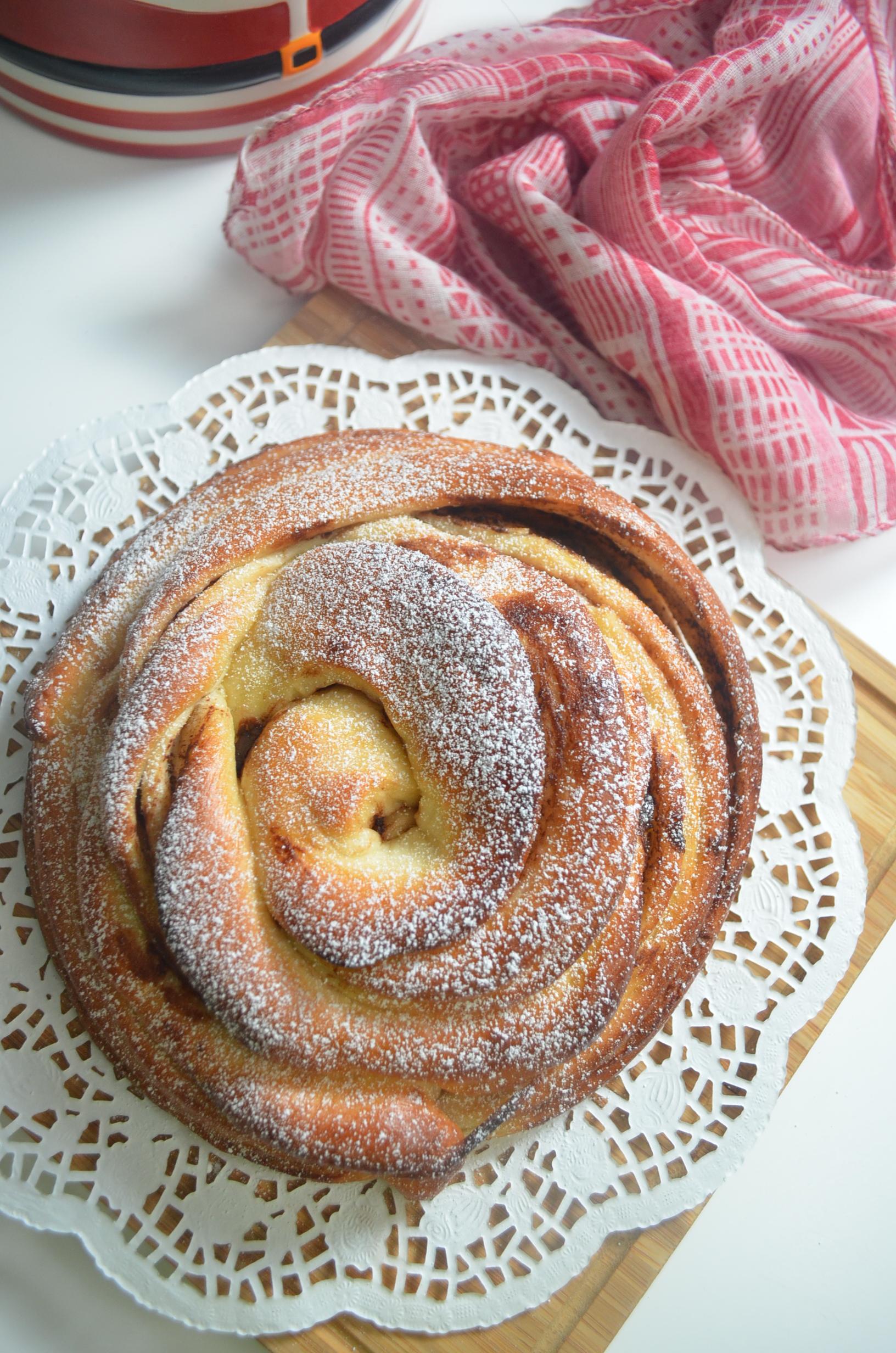 Twist Bread By SweetNSpicyLiving