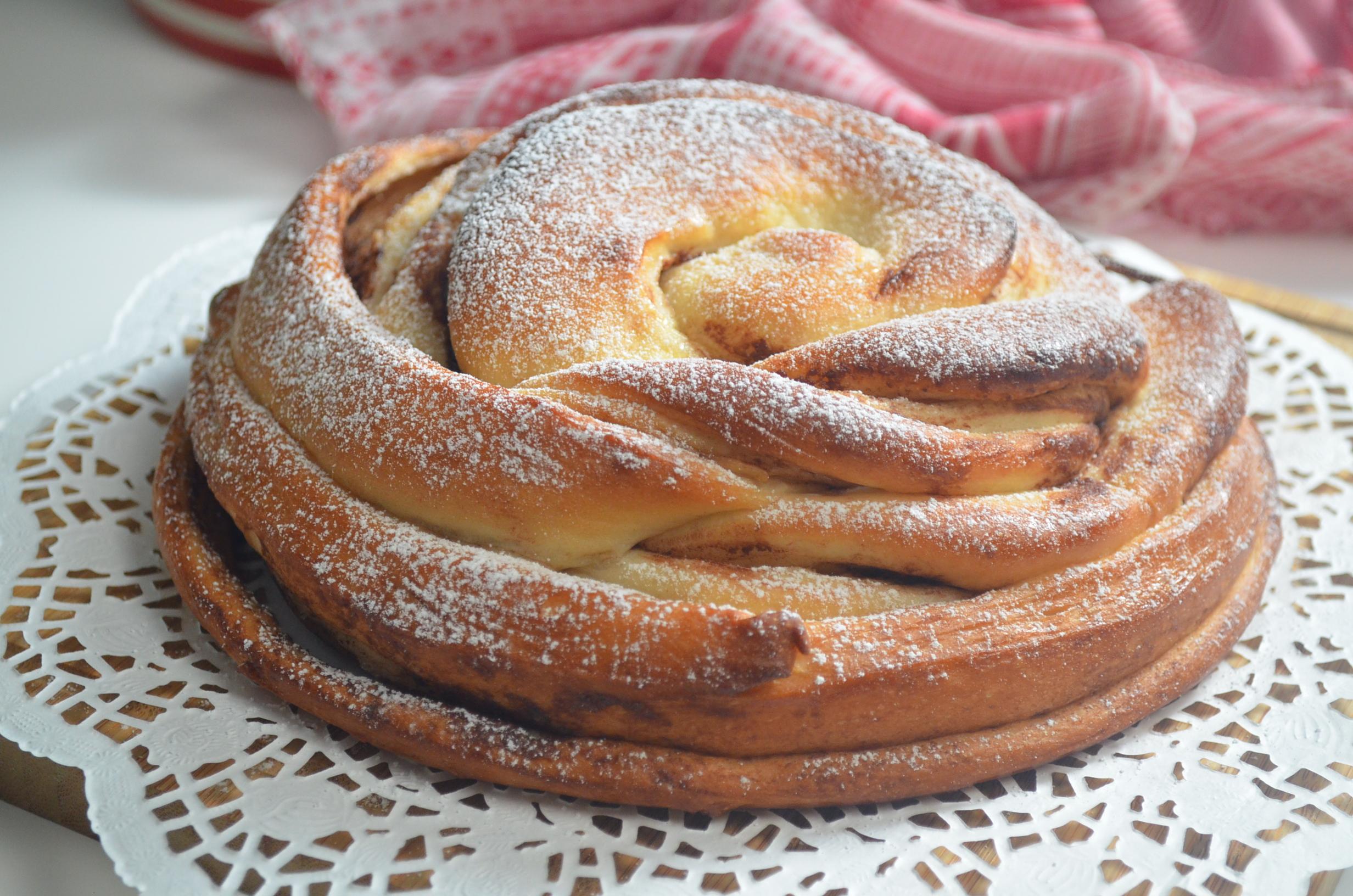 Twist Bread