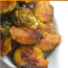 Roasted Garlic BrusselsSprouts