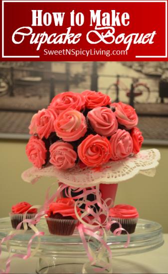 cupcake boquet