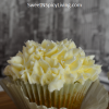 matcha yogurt cupcake