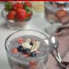 strawberry chai seed pudding1