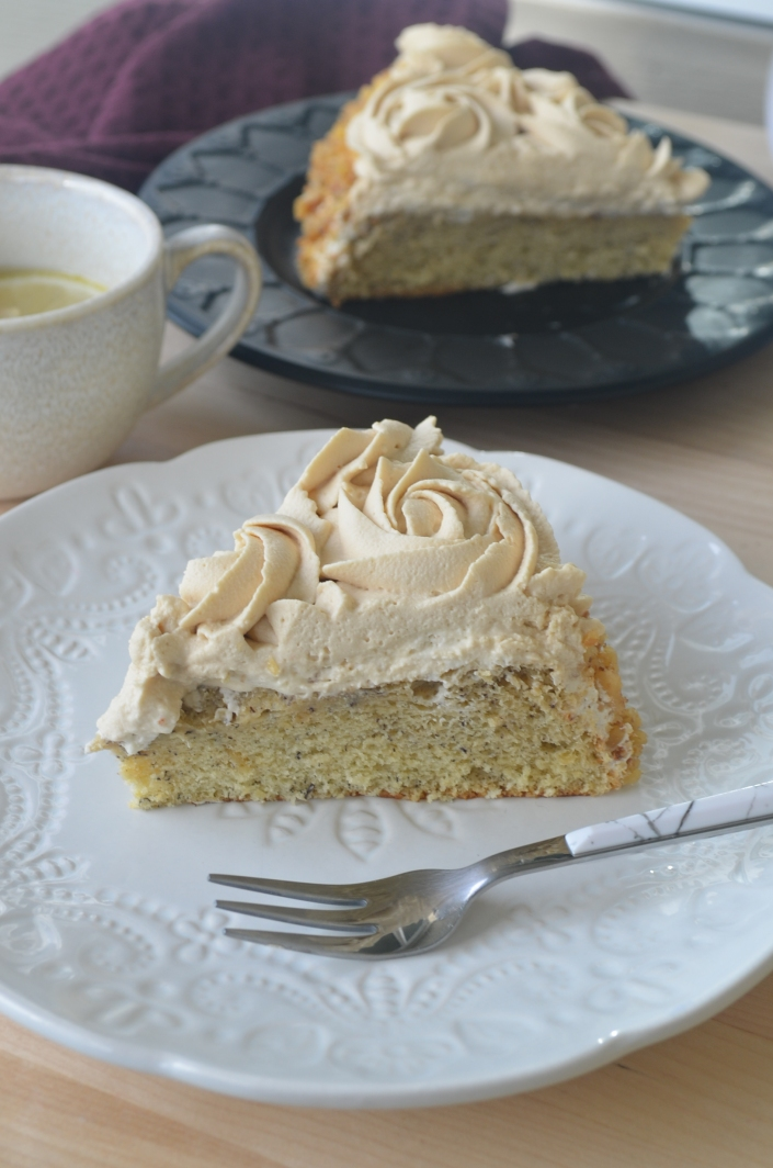 Banana Chiffon Cake By SweetNSpicyLiving