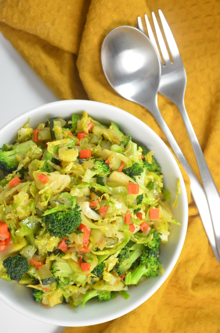 Shredded Vegetable Stir_fry