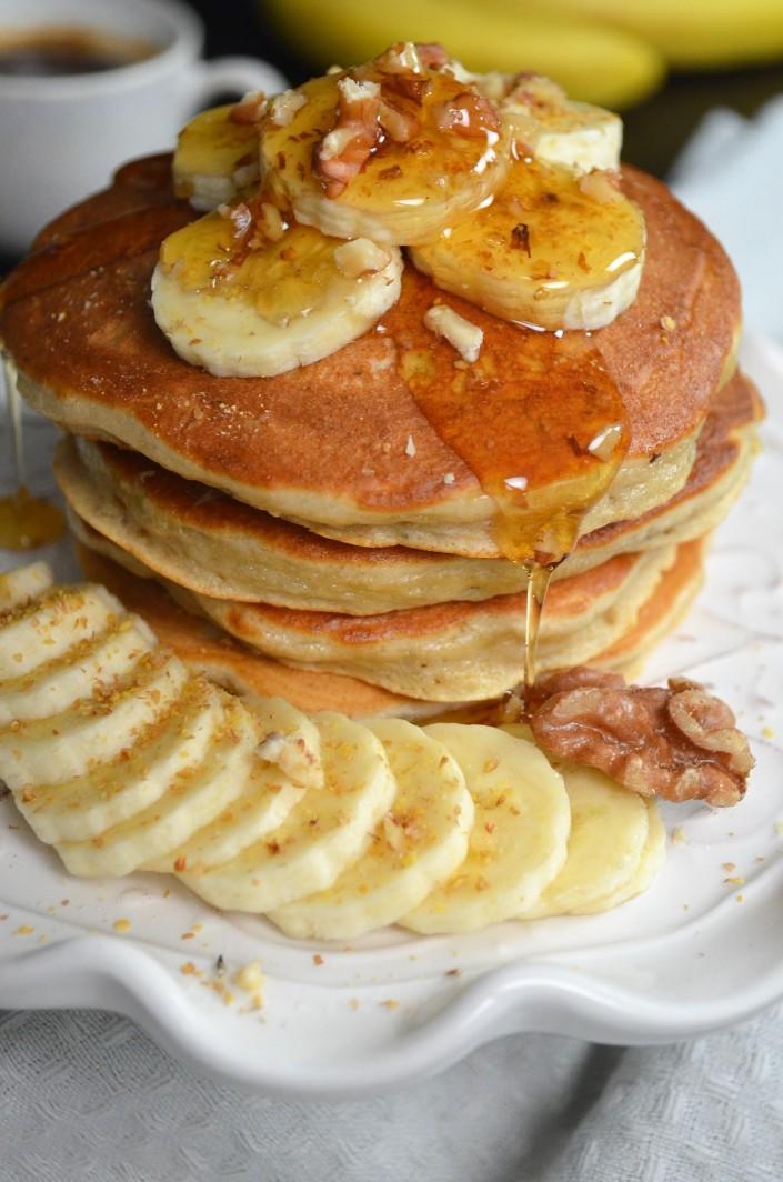 Small batch Banana Pancake