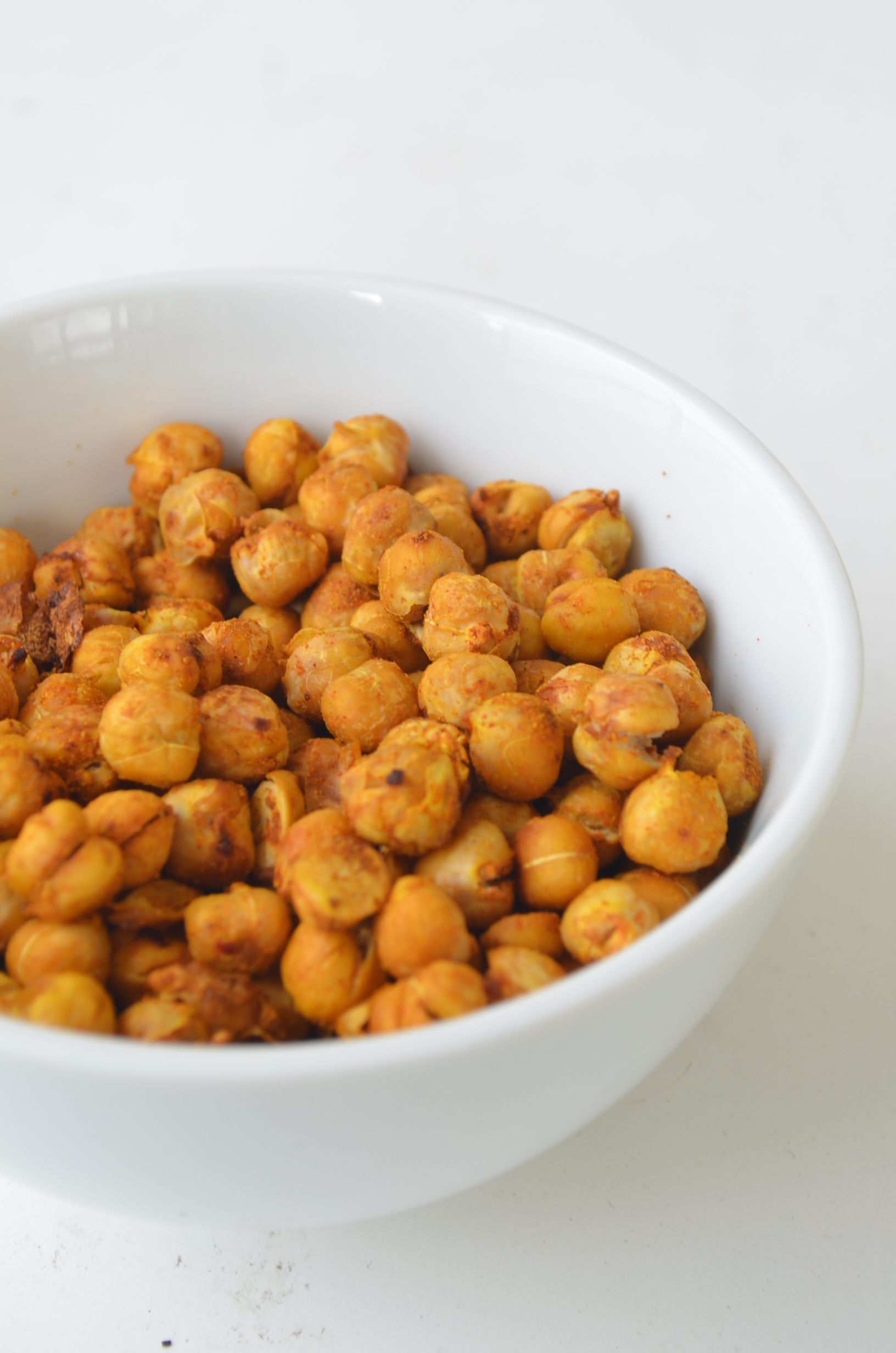Toasted Chickpeas
