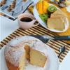 Coffee Chiffon Cake3