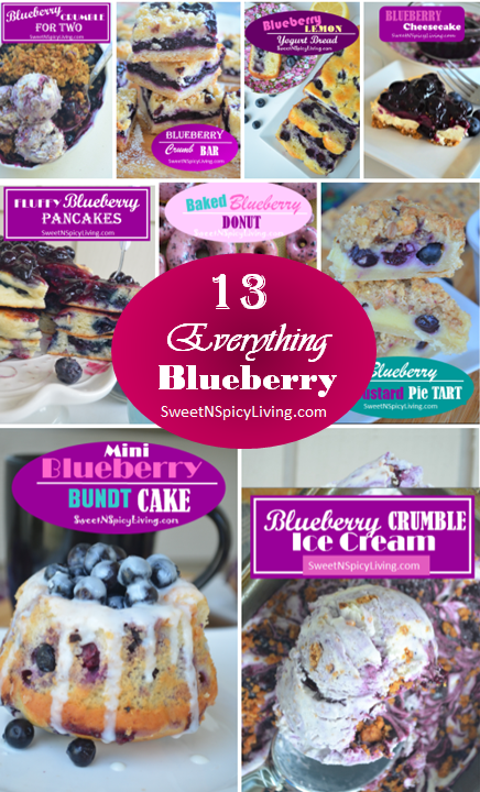 Everything Blueberry