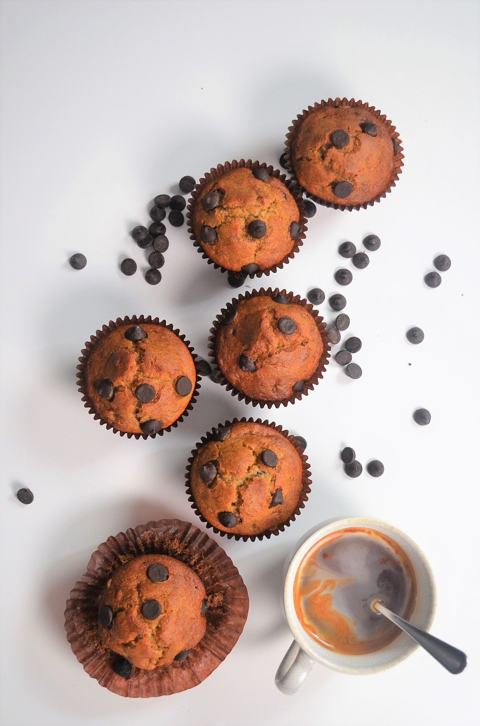 Gluten Free Banana Muffin By SweetnSpicyLiving