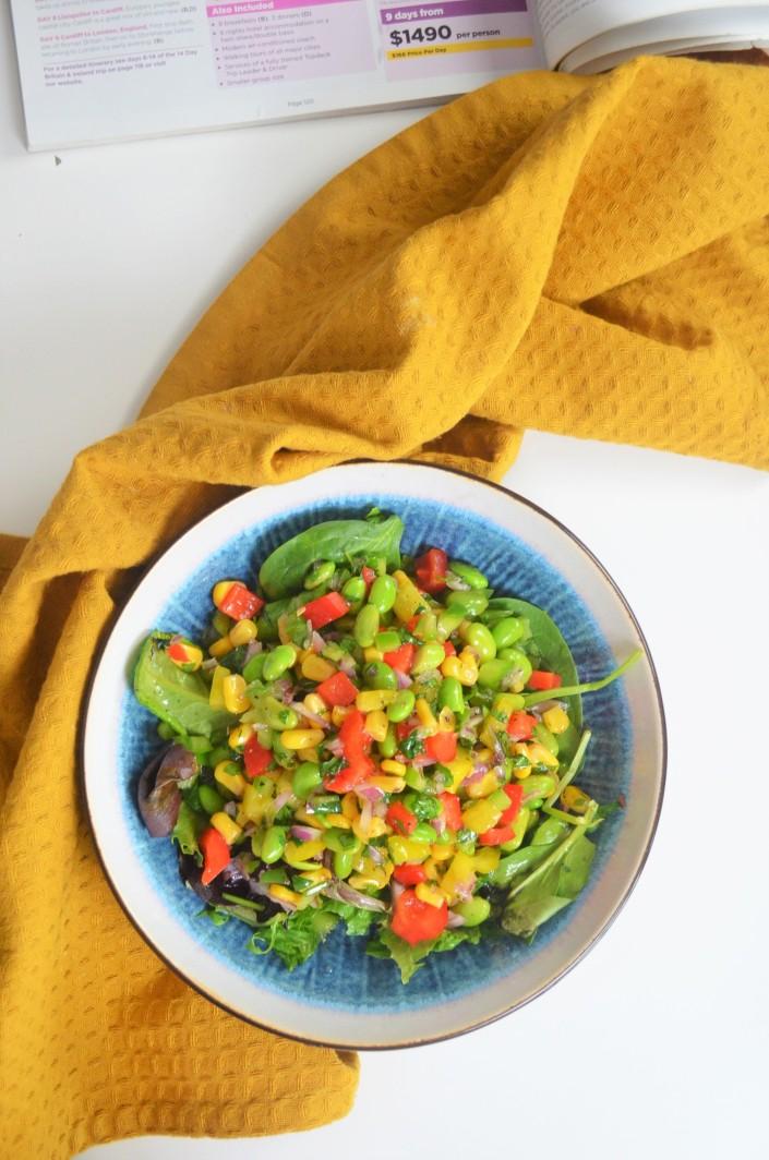 Edemamde Salad