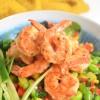 Fresh Edemame ShrimpSalad