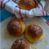 Homemade Brioche BurgerBuns