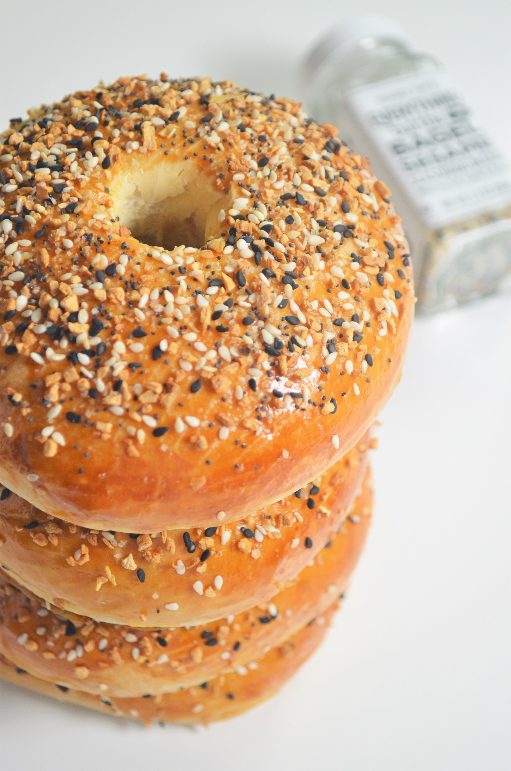 Homemade Everything Bagel