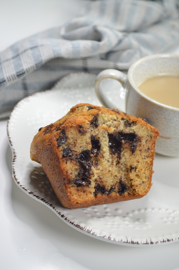 Jumbo Size Chocolate Chip Muffin