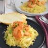 Spaghetti Squash ShrimpScampi