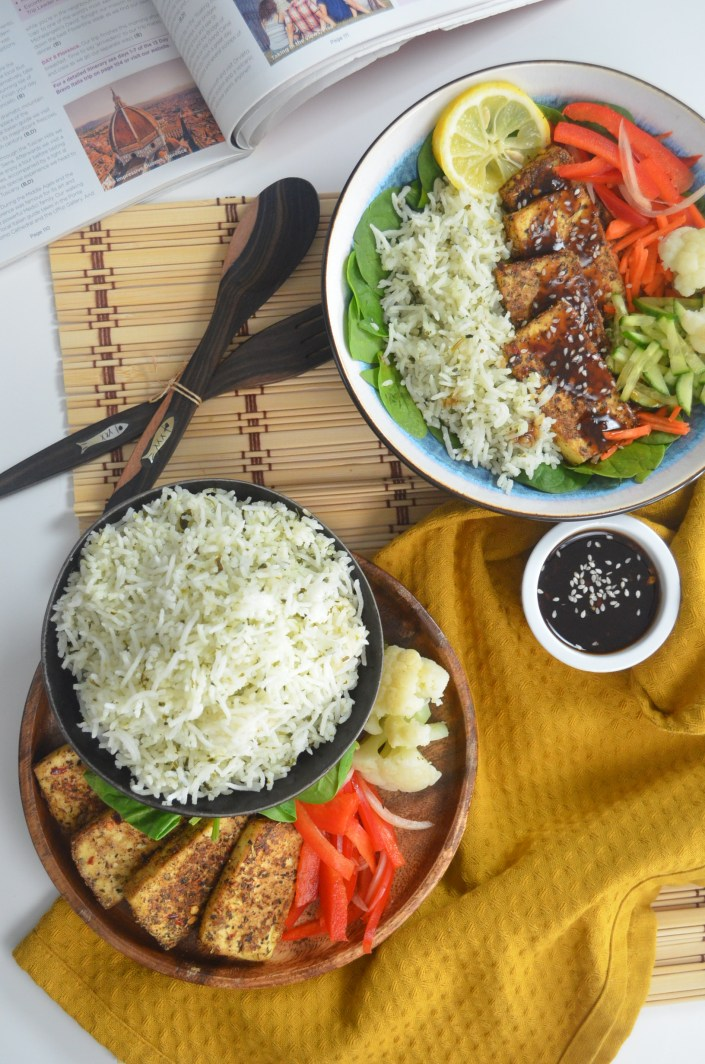 Tuna Rice Bowl