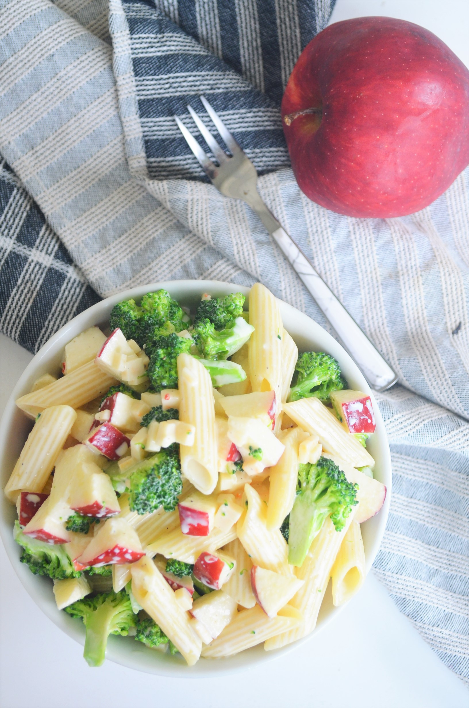 Apple Pasta Salad