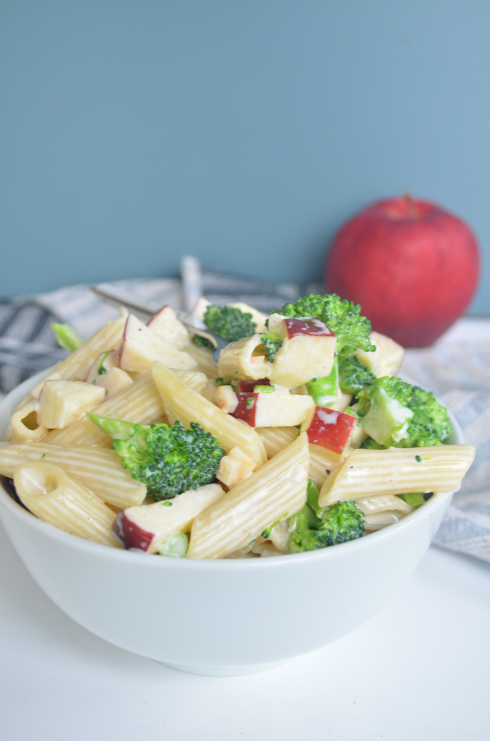 Broccoli Penne Pasta Salad