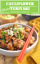 cauliflower Teriyaki