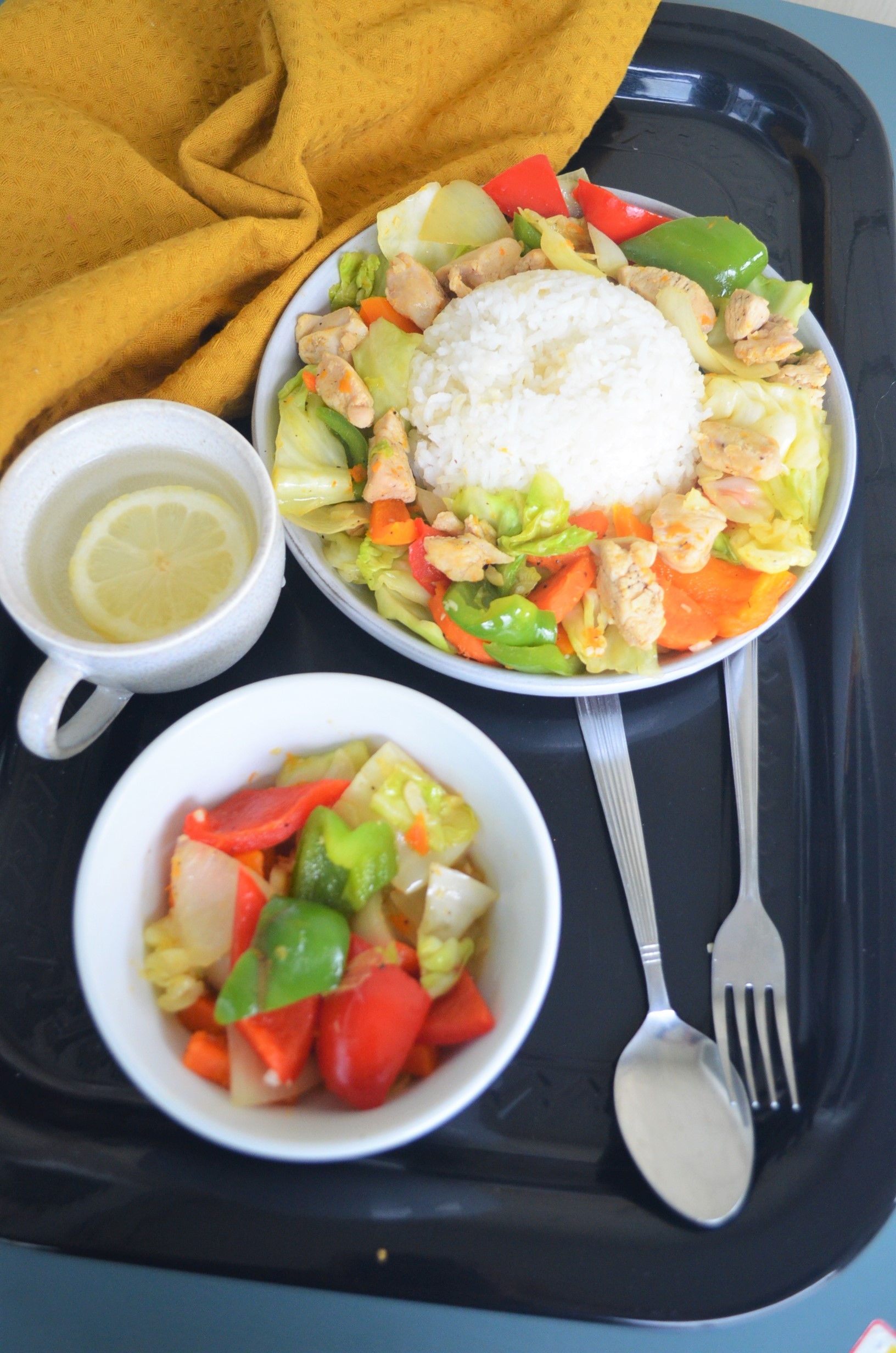 Chicken Chopsuey By SweetnSpicyLiving