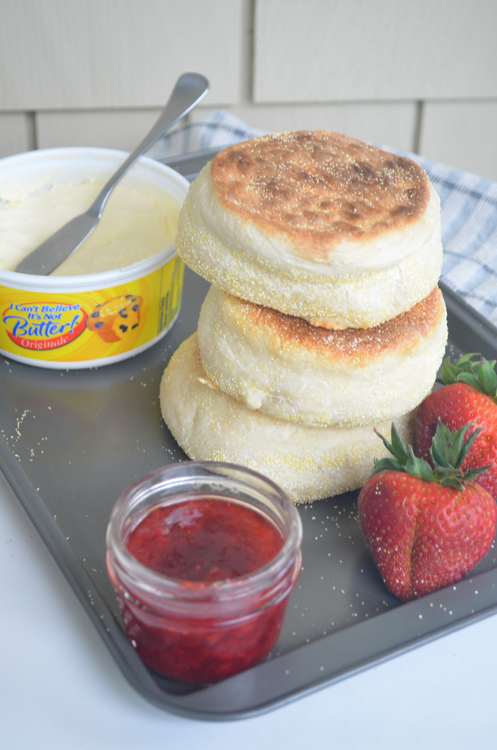 How to make English Muffin