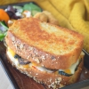 Roasted Vegetable Grilled Cheese ForOne