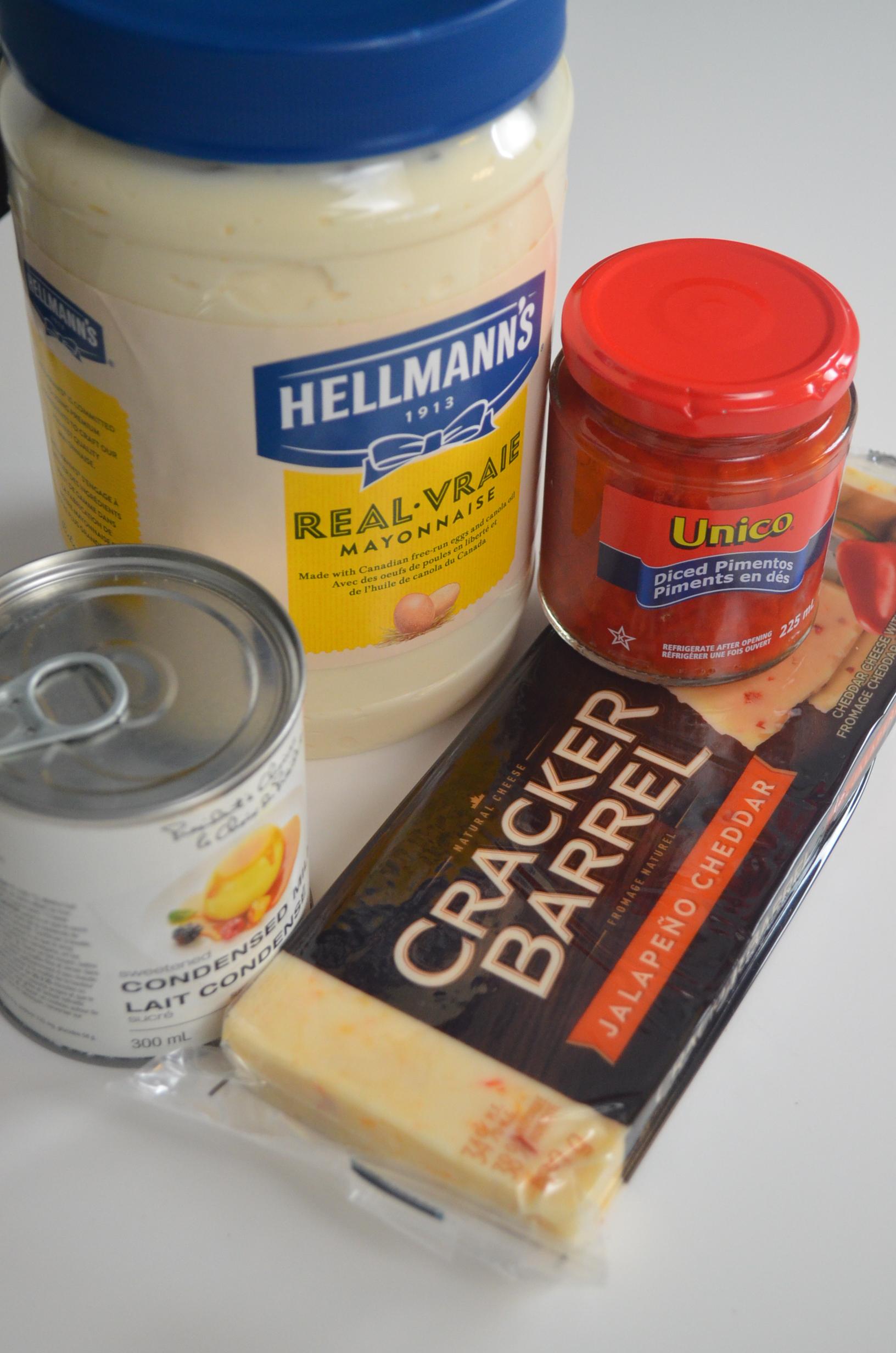 Small Batch Cheese Pimiento Spread