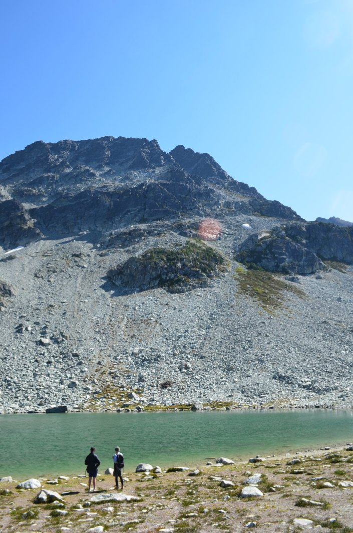 Alpine Walk Whistler BC