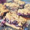 Blueberry Bar Gluten FreeVegan