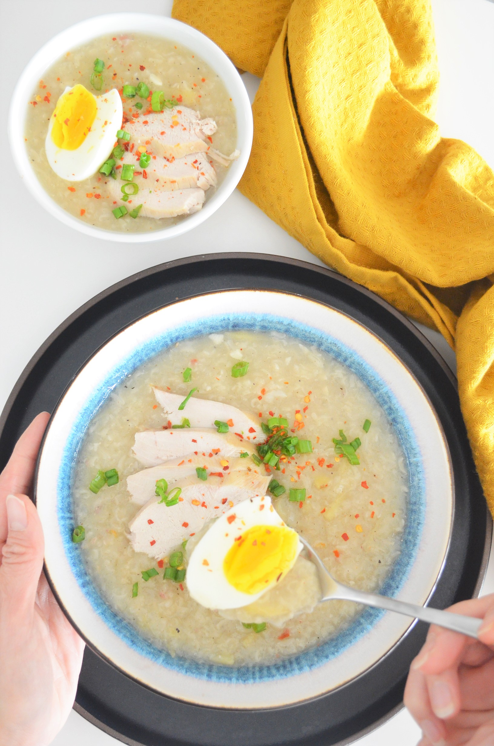 Chicken Arozcaldo