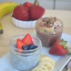 Chocolate Chia Seed Pudding forTwo